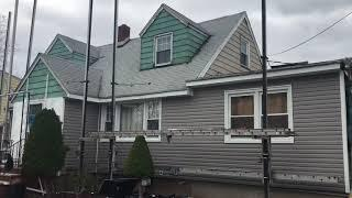 how to fix melted vinyl siding
